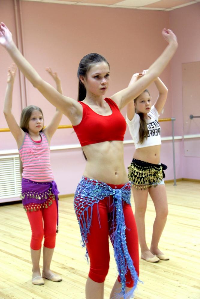 Танцы для женщин для повышения сексуальной активности